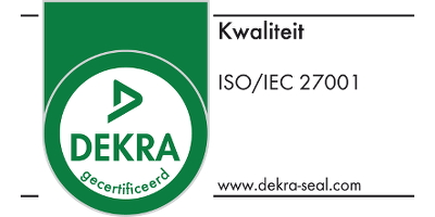 TUNIX behaalt ISO 27001 certificering