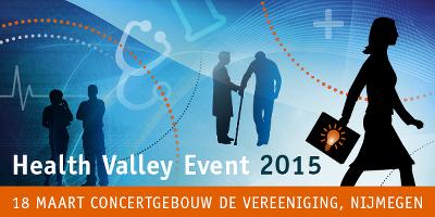 TUNIX aanwezig op het Health Valley Event 2015
